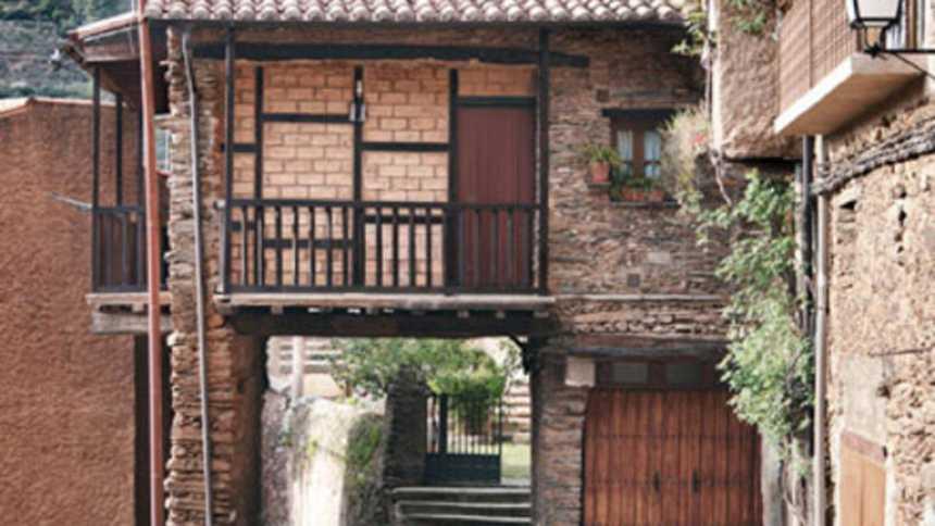 Conectando España - Robledillo de Gata (Cáceres)