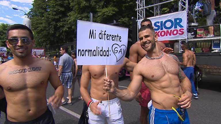 pasion gay en madrid