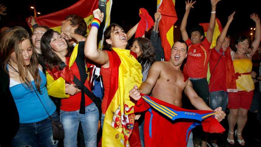 España se echa a la calle