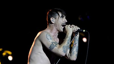 Los Red Hot Chilli Peppers despiden Rock in Río