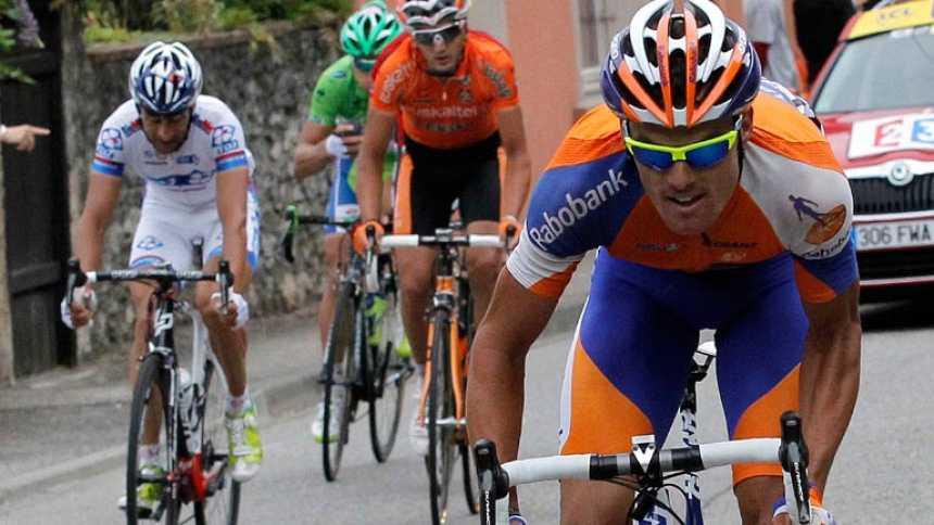Premio a la constancia para Luis León Sánchez en el Tour
