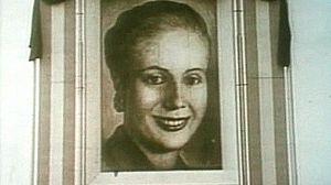 60 años sin Evita Perón