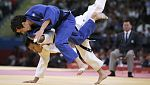 Los Uriarte, familia de judocas