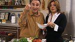Lubina y guacamole