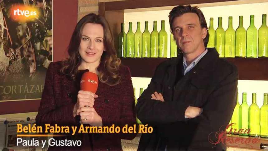 Gran Reserva - 3T - Paula y Gustavo planean acabar con los Cortázar