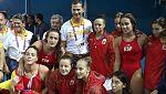 """El príncipe Felipe: """"La plata en un debut olímpico es un triunfo para España"""""""