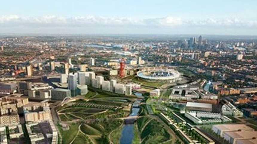 La nueva cara de Londres tras los Juegos Olímpicos de 2012