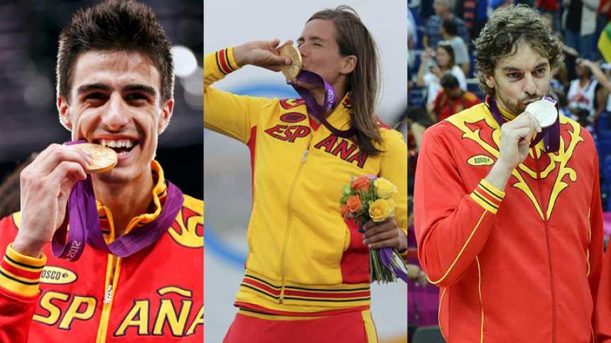 España se despide de Londres con 17 medallas