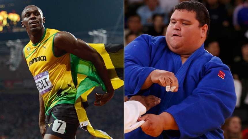 Los cuerpos de los deportistas olímpicos no tienen que ser perfectos