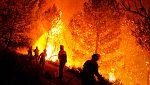 Dos personas mueren a causa del incendio declarado en Alicante
