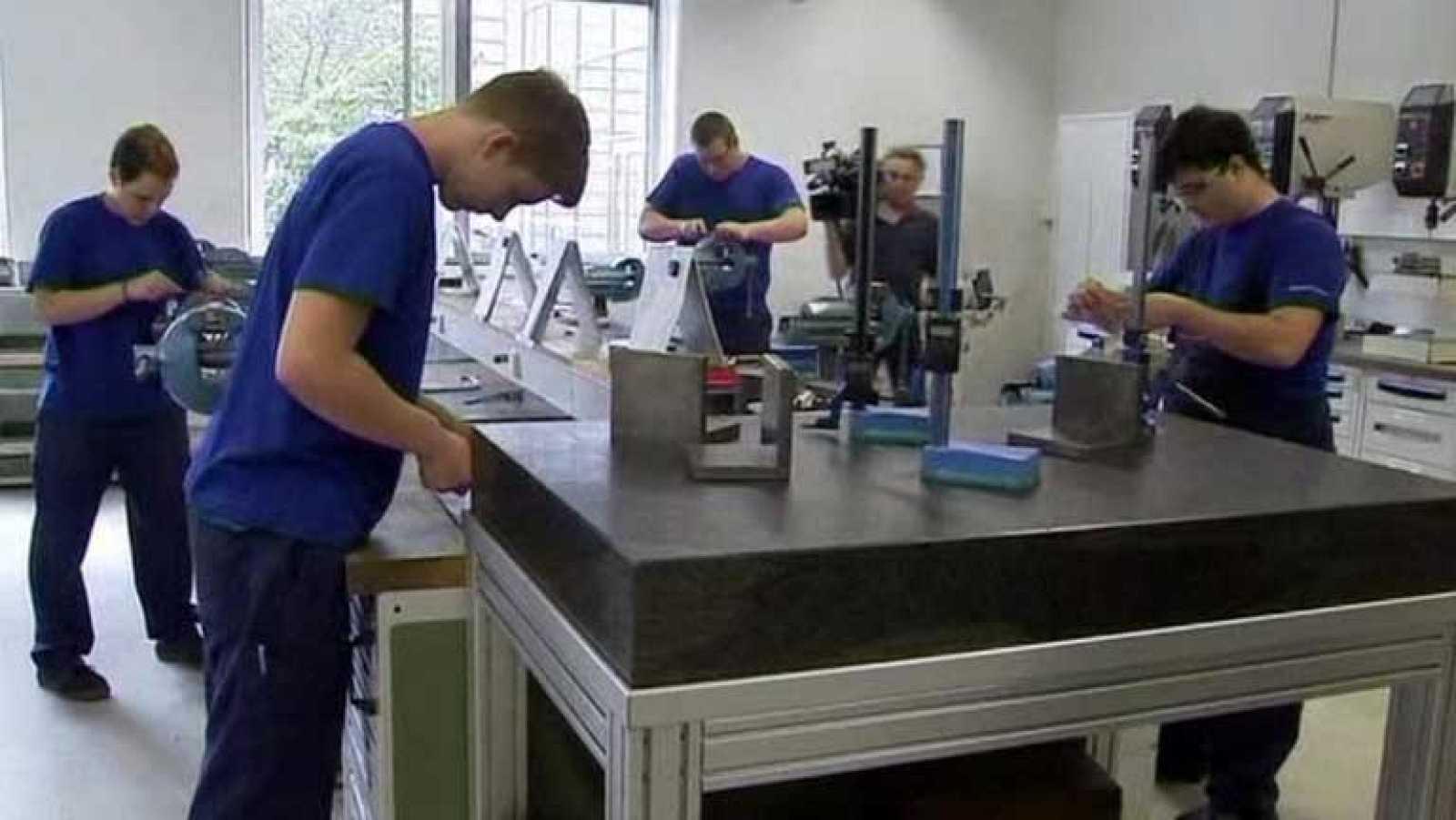 El número de españoles que encuentran trabajo en Alemania crece casi ...