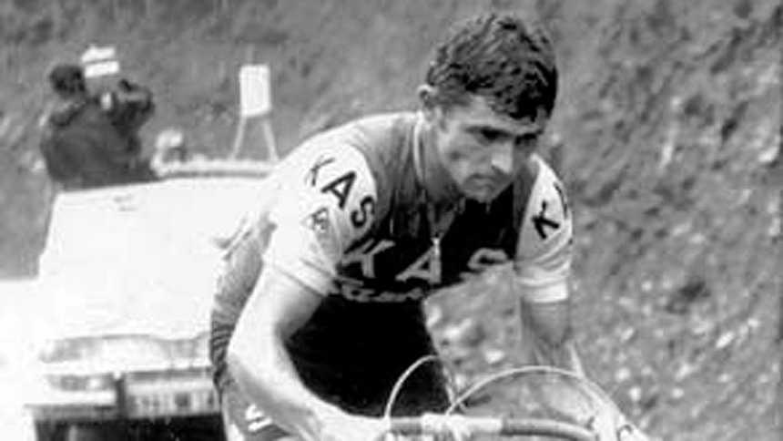 Vuelta 1972: la primera de José Manuel Fuente, 'Tarangu'