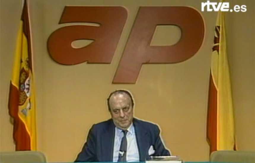 Sexto congreso de Alianza Popular (1984)