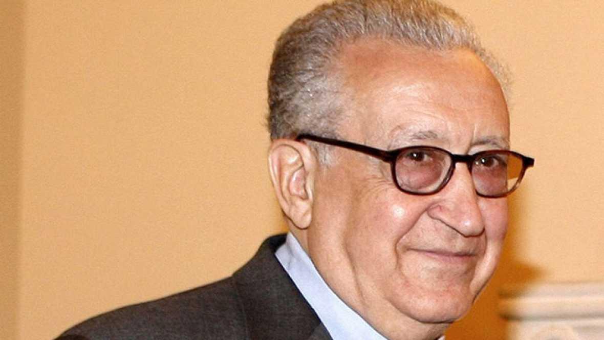 Ladjar Brahimi, nuevo enviado especial a Siria