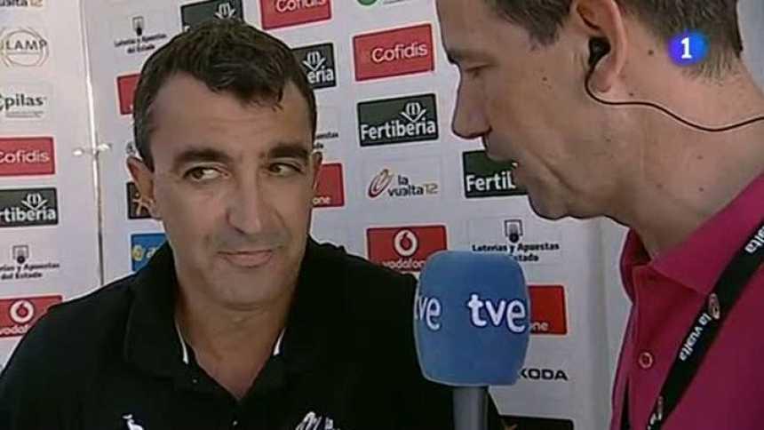 Guillén no revela el inicio de la Vuelta 2013