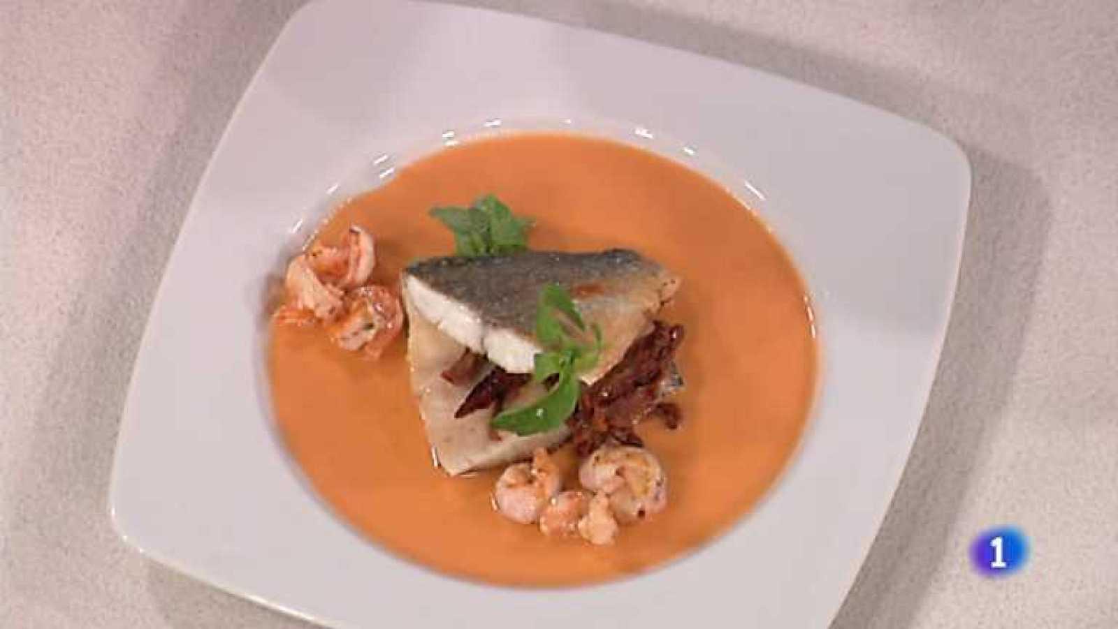 Cocina Con Sergio Doradas A La Plancha Con Salsa De Marisco