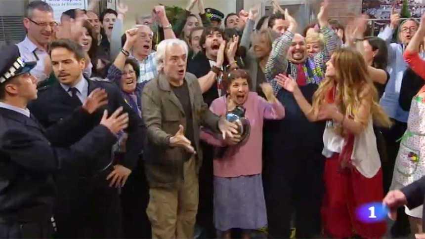 """Stamos okupa2 - """"Es una victoria"""""""