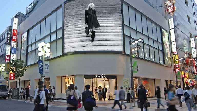 Los chinos ya pueden comprar en Zara por internet