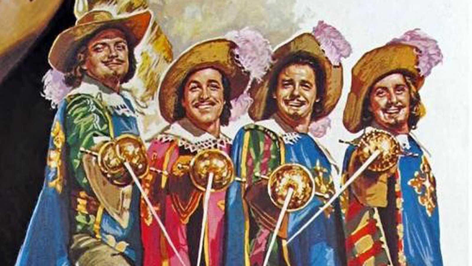 Clasicos De La 1 Los Tres Mosqueteros Protagonizada Por Gene Kelly
