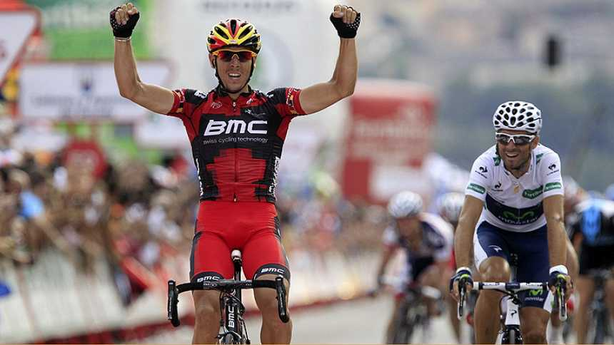 Gilbert gana la decimonovena etapa al sprint