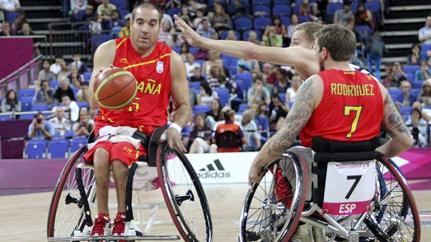 España acaba 5ª en Londres