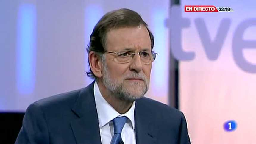 """Rajoy se manifestaría contra los recortes """"si fuesen por prejuicios ideológicos, pero no por los motivos que son"""""""