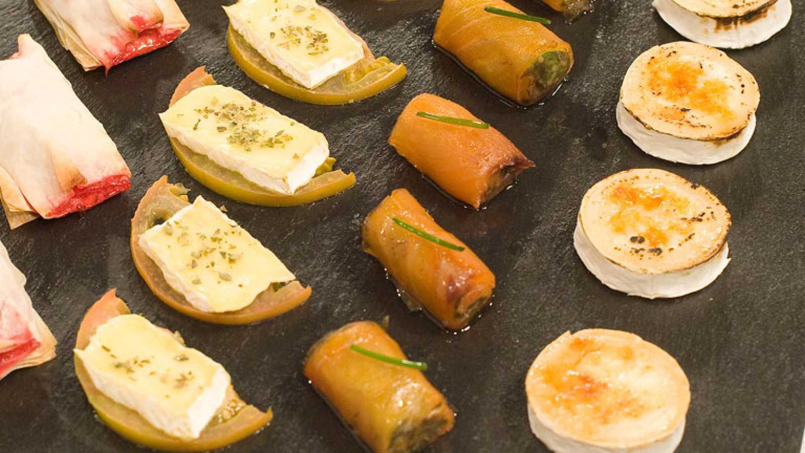 Blog saber cocinar tapas r pidas y originales - Tapas frias originales ...