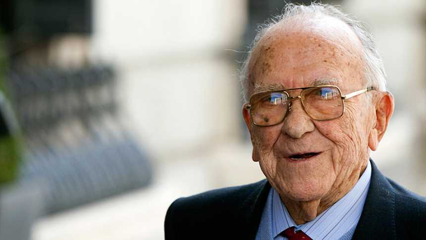 Muere Santiago Carrillo a los 97 años