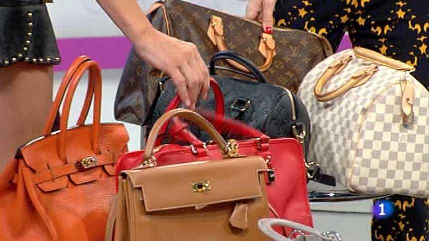 Más Gente - Fiona Ferrer nos trae una colección de bolsos de lujo