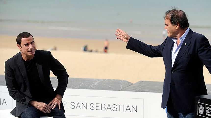 Rebollo y Ozon dan vueltas a la narrativa en San Sebastián