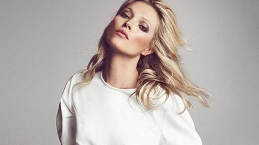 Solo moda - Kate Moss, la mujer más elegante