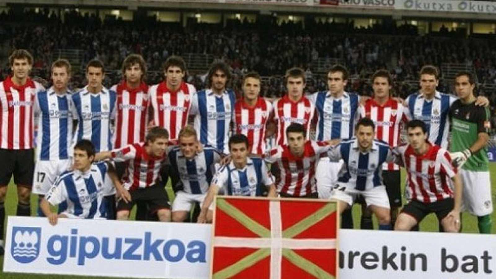 Llega El Derbi Vasco Entre Real Sociedad Y Athletic De