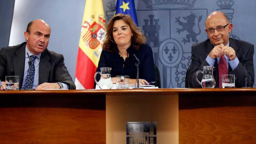 Aprobados los presupuestos del Estado para 2013