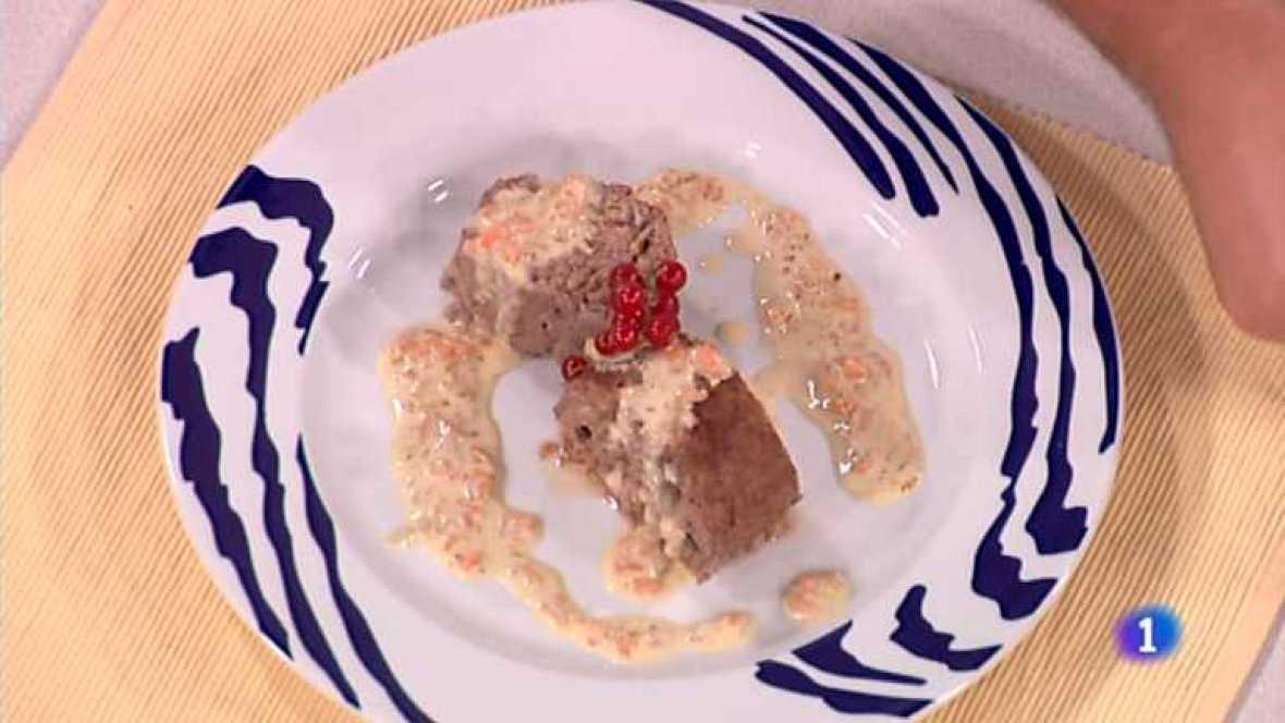 Www Rtve Cocina Con Sergio Es | Cocina Con Sergio Rollo De Ternera Relleno En Salsa Rtve Es