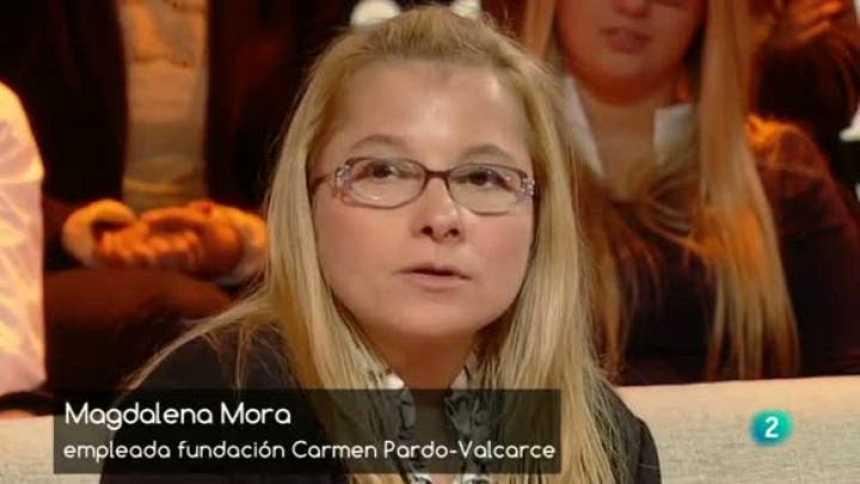 Un mundo mejor: Una historia diferente: Fundación Carmen Pardo