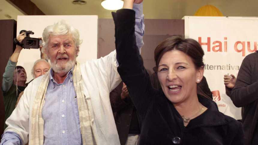 Beiras presenta a AGE como la vanguardia de la derrota del PP