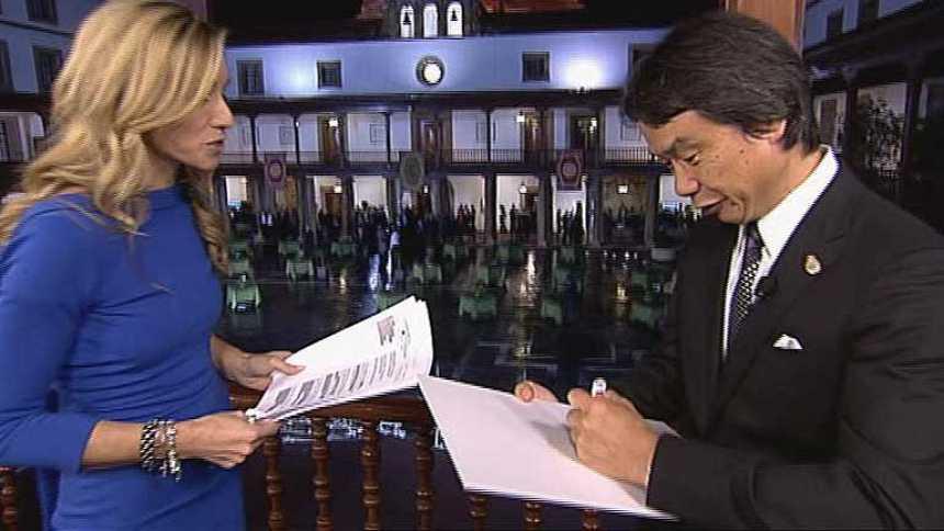 """Shigeru Miyamoto: """"No soy un superhéroe, soy una persona corriente"""""""