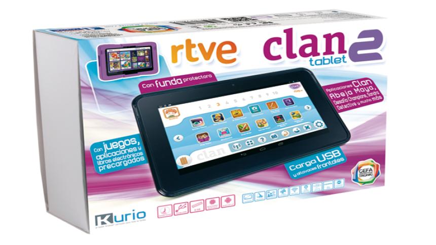 Descubre el mundo de la Tableta Clan