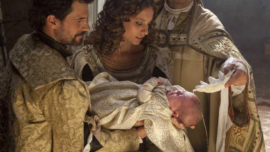 Isabel - Isabel y Fernando ya son padres