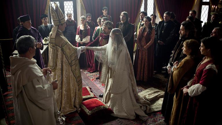 Vestidos de novia isabel la catolica