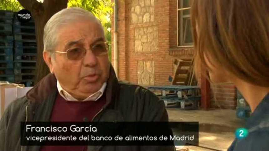 Un mundo mejor - Una historia diferente: Federación Española de Bancos de Alimentos