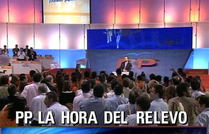 Congreso de 2004: el PP analiza la derrota
