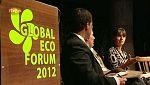 El escarabajo verde - Global Ecoforum 2012 - avance