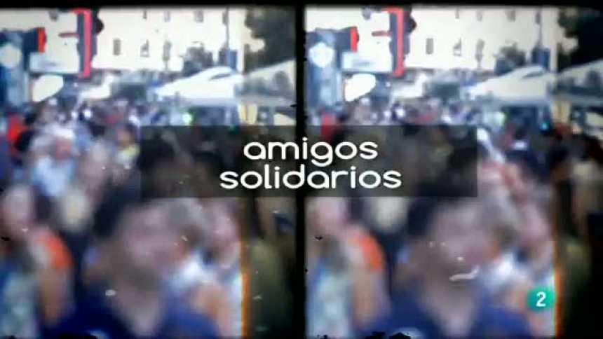 Un mundo mejor - Amigos solidarios - El balón eléctrico de Huecco y la experiencia de Mari en Lorca