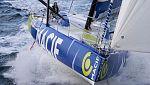 Gabart, récord de velocidad en la Vendée Globe
