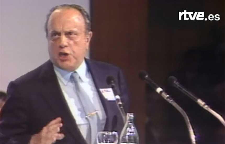Congreso de AP: la refundación (1989)