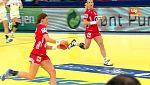 Balonmano - Campeonato europeo femenino, 1ª semifinal: Noruega-Hungría