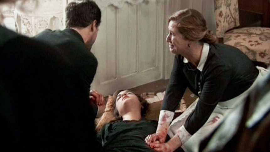La Señora - Máxima tensión con Victoria herida grave