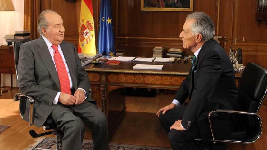El rey analiza los logros y dificultades de España en una entrevista exclusiva con TVE
