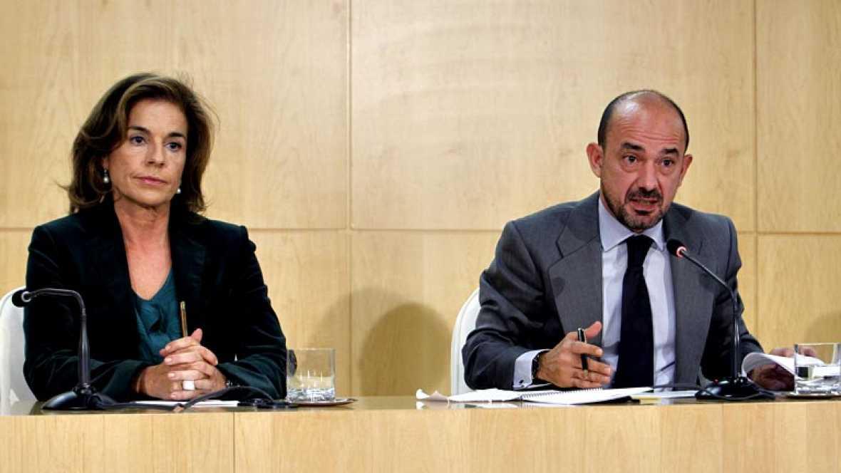 Dimite Miguel Ángel Villanueva por la tragedia del Madrid Arena